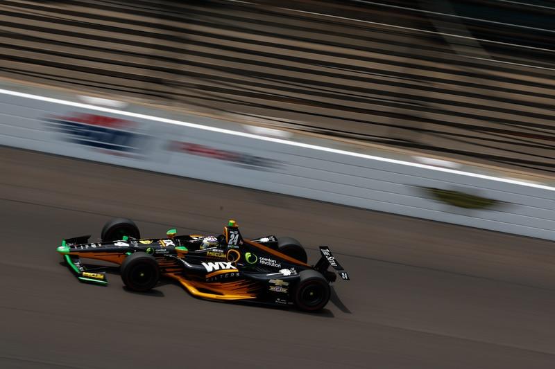 Sage Karam (USA), Dreyer & Reinbold Racing, 2018 Verizon IndyCar Series, Indianapolis 500