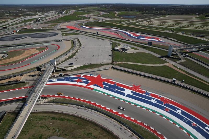 Circuit of the Americas, 2019 NTT IndyCar Series, Pre-season test