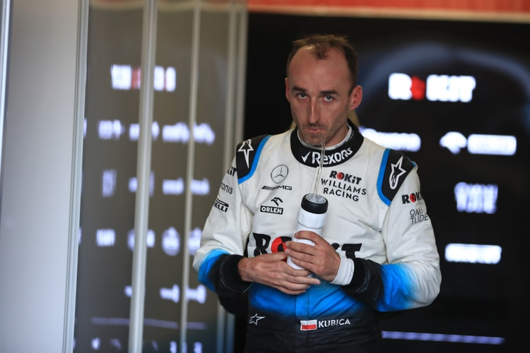 Robert Kubica - Barcelona Pre-Season Testing 2019