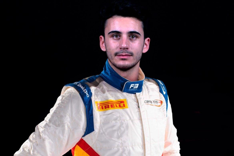 Alessio Deledda - Campos Racing