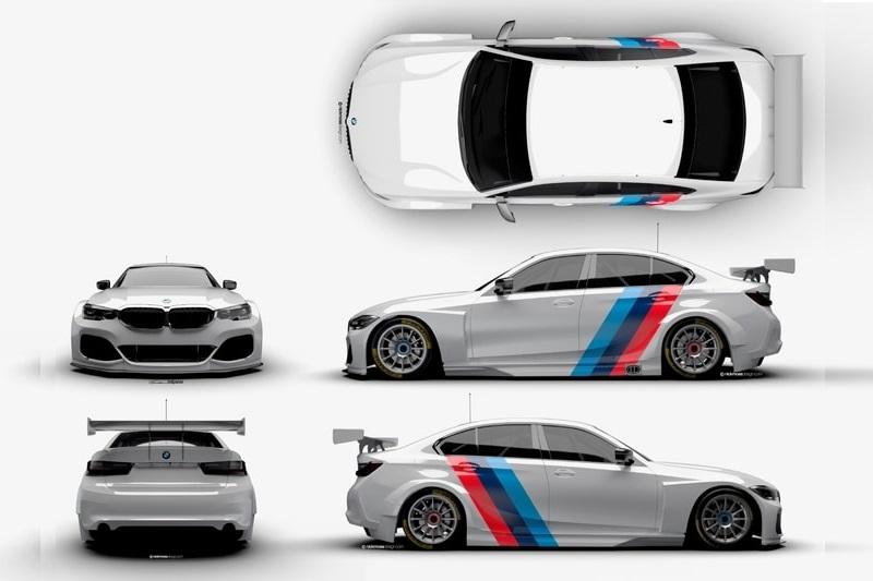 West Surrey Racing BMW BTCC