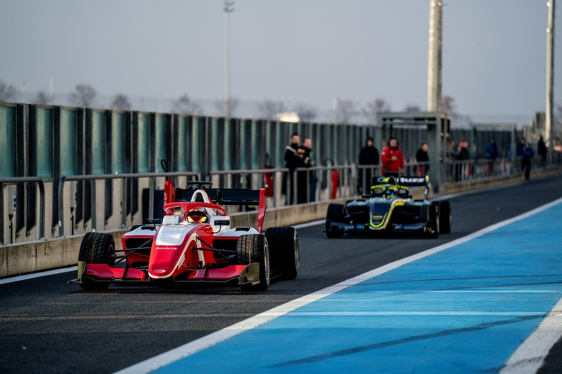2019 FIA Formula 3 Championship at the Circuit de Nevers Magny-Cours