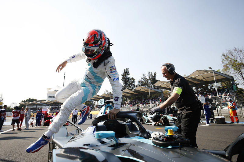 Gary Paffett - HWA RACELAB at the 2019 Mexico City E-Prix