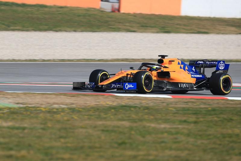 Lando Norris - Formula 1 - 2019 Winter Testing