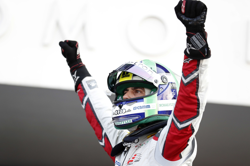 Lucas di Grassi - Audi Sport ABT Schaeffler at the 2019 Mexico City E-Prix