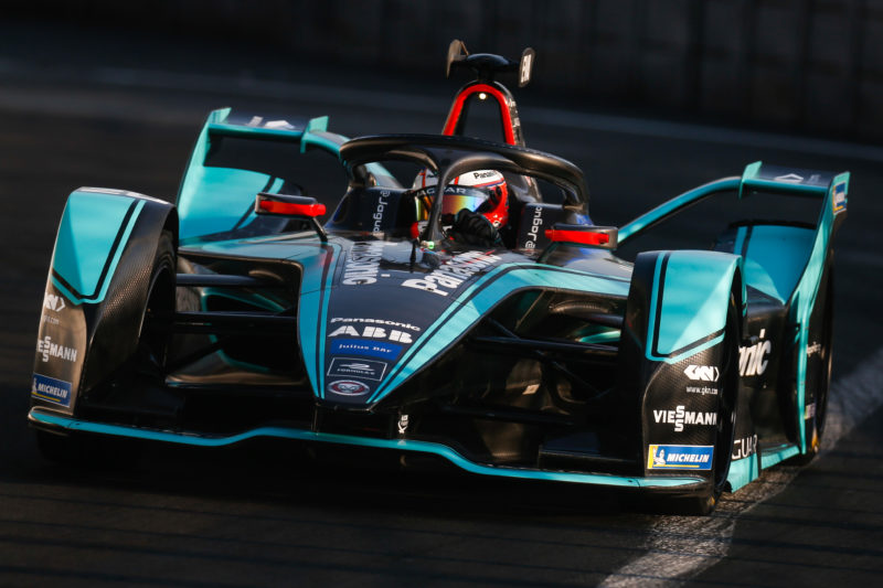 Mitch Evans - Panasonic Jaguar Racing at the 2019 Mexico City E-Prix