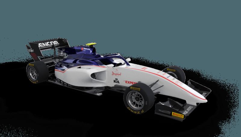 Sauber Junior Team by Charouz - 2019 FIA Formula 3 Championship car