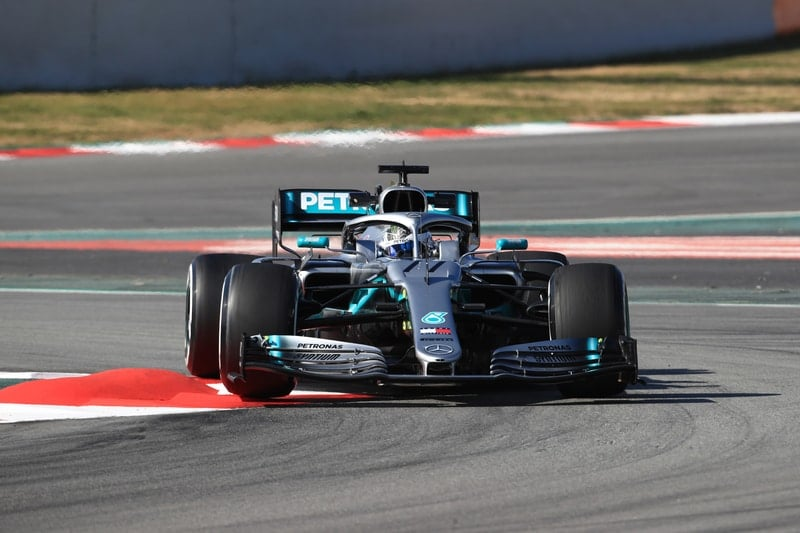 Mercedes has 'immediately' started to improve the W10 - Bottas