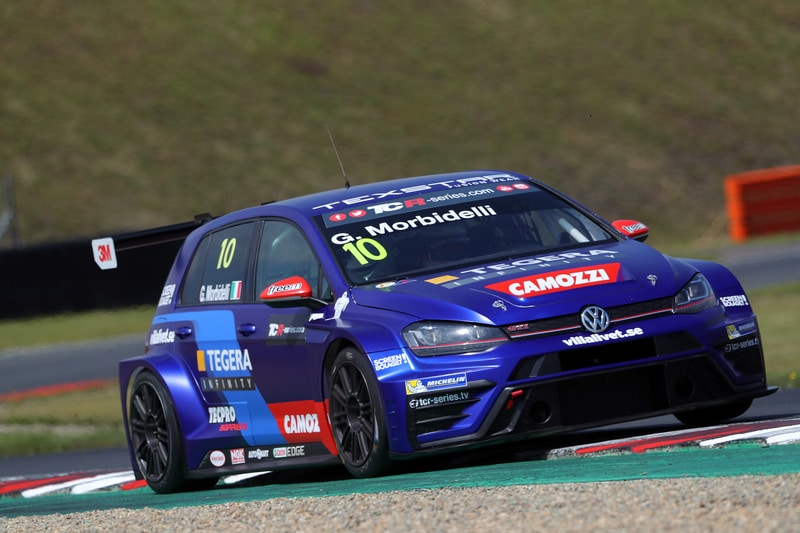 Morbidelli And Westcoast Racing Reunite For Tcr Europe The
