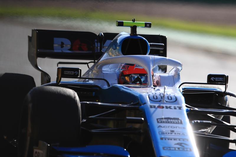 Formula 1 – Australian GP Practice 2. ROKiT Williams Racing – Robert Kubica. Friday 15th Melbourne, Australia