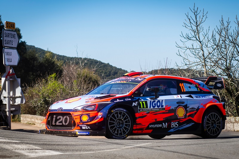"Thierry Neuville: ""Rally Germany has Three Different Days All With Different Characteristics"" - The Checkered Flag"