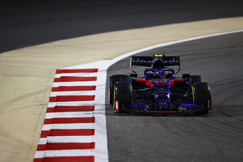 Alexander Albon - Red Bull Toro Rosso