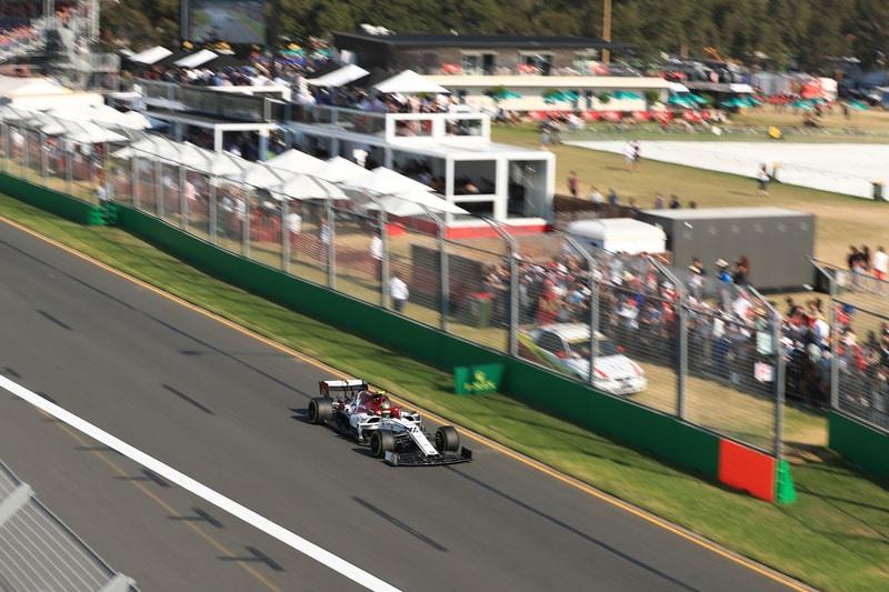 Antonio Giovinazzi - Alfa Romeo Racing - Australia GP