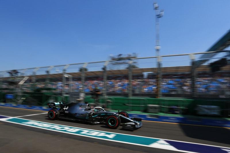Lewis Hamilton - Australian Grand Prix