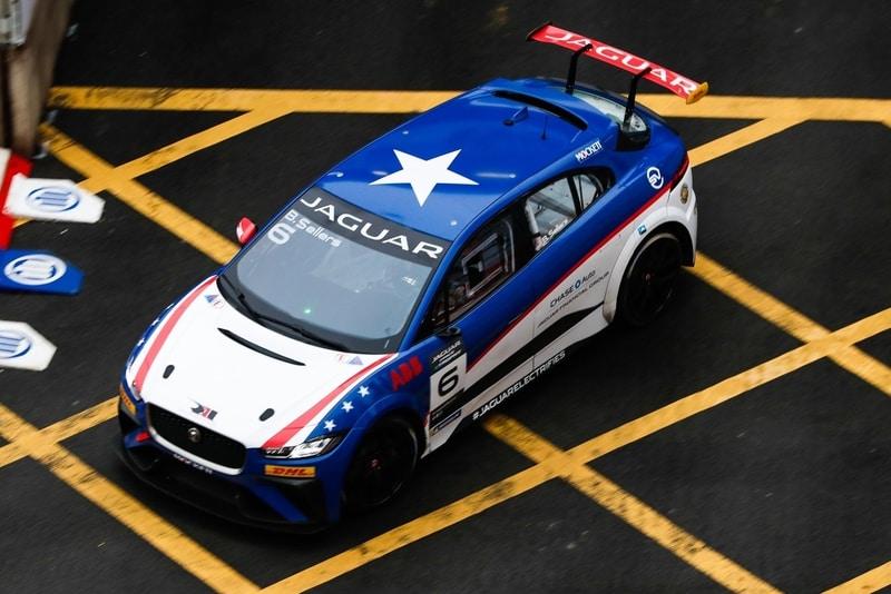 Bryan Sellers- Rahal Letterman Lanigan Racing- Hong Kong