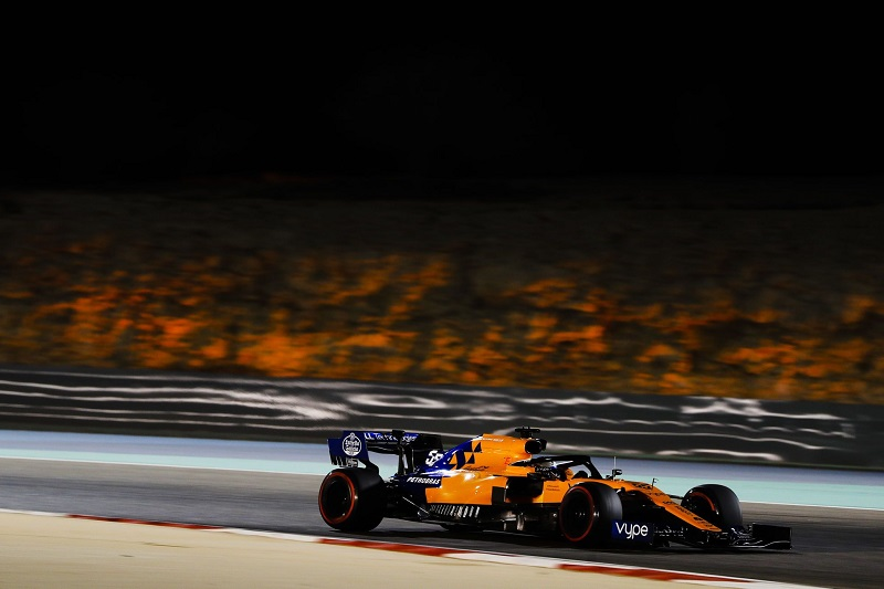 Carlos Sainz Jr. - McLaren F1 Team - Sakhir International Circuit