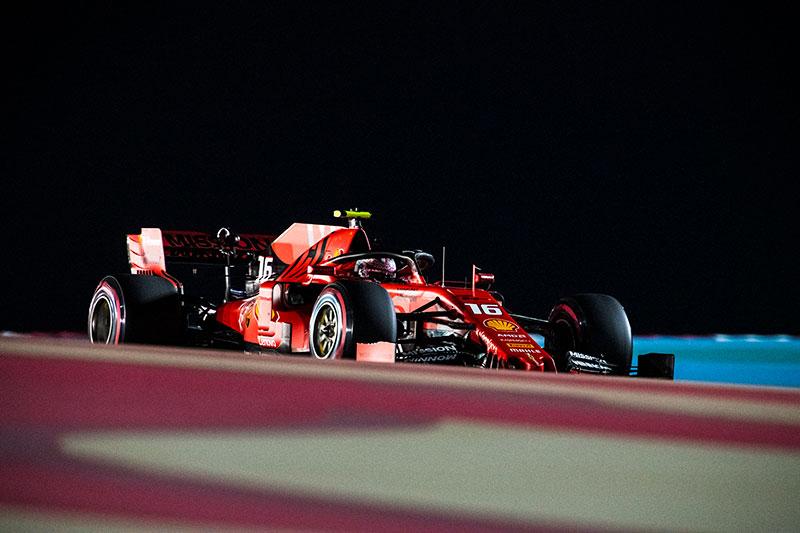 Charles Leclerc - Scuderia Ferrari - Credit: Scuderia Ferrari