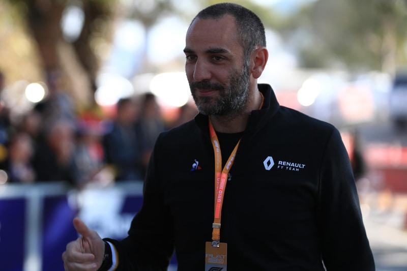 Cyril Abiteboul - Renault F1 Team Managing Director