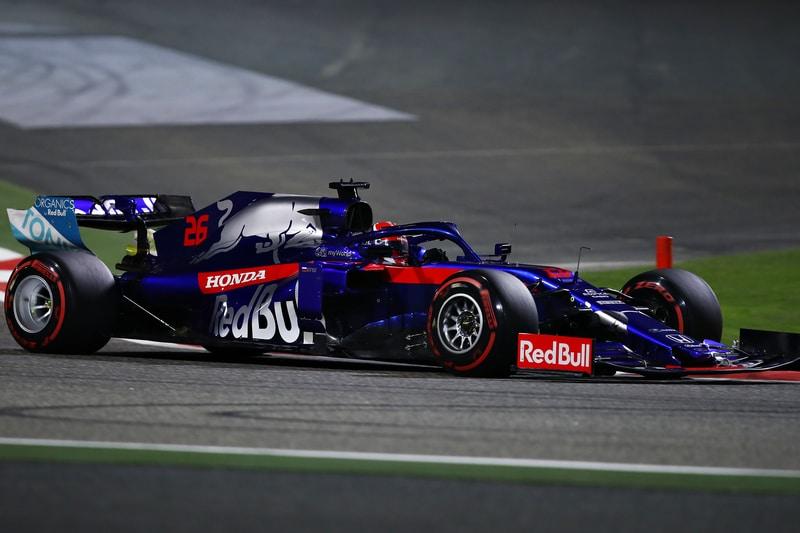Daniil Kyvat - Red Bull Toro Rosso Honda - Bahrain GP