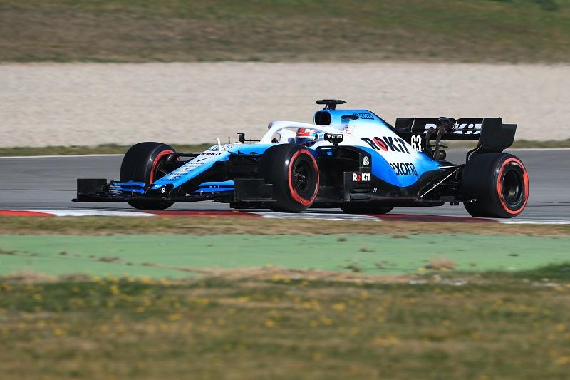 George Russell - ROKiT Williams Racing - Circuit de Barcelona-Catalunya