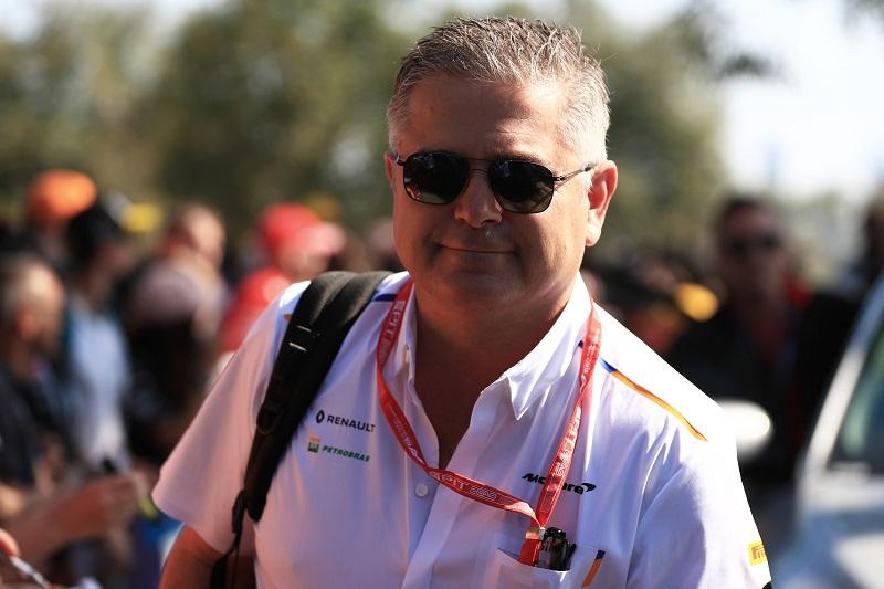 Gil de Ferran - McLaren F1 Team - Albert Park