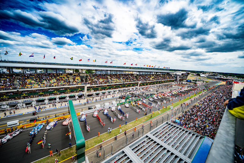 The final 14 24 Hours of Le mans entries have been announced, making a full entry list for the 2019-rendition of the race available.