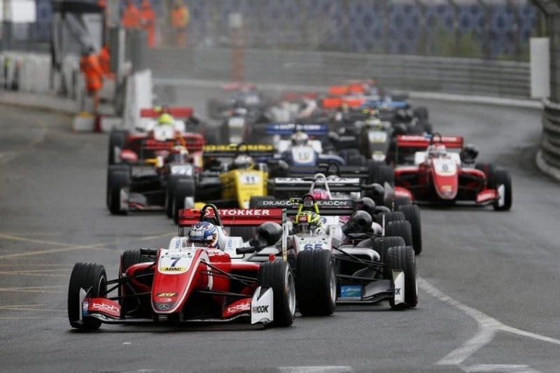 Ralf Aron - FIA Formula 3 European Championship 2018, round 1, race 3, Pau (FRA)