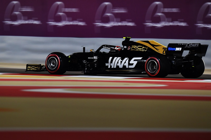 Kevin Magnussen - Haas F1 Team - Sakhir International Circuit