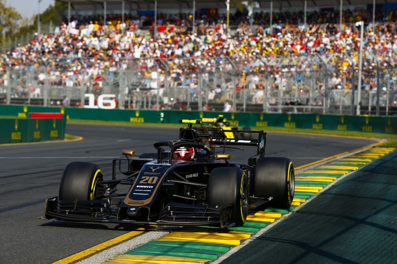 Kevin Magnussen - Australian Grand Prix 2019