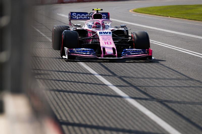 Lance Stroll - Racing Point F1 Team - Albert Park