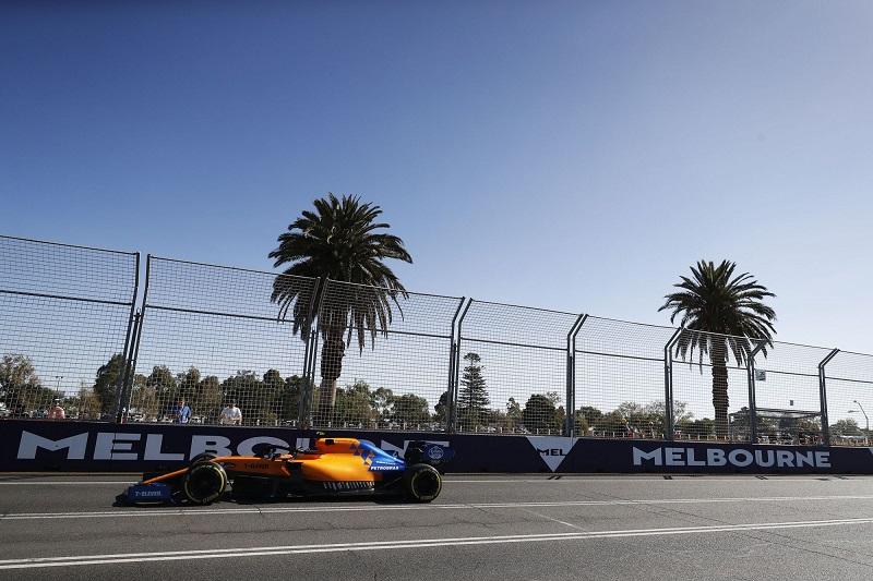Lando Norris - McLaren F1 Team - Albert Park