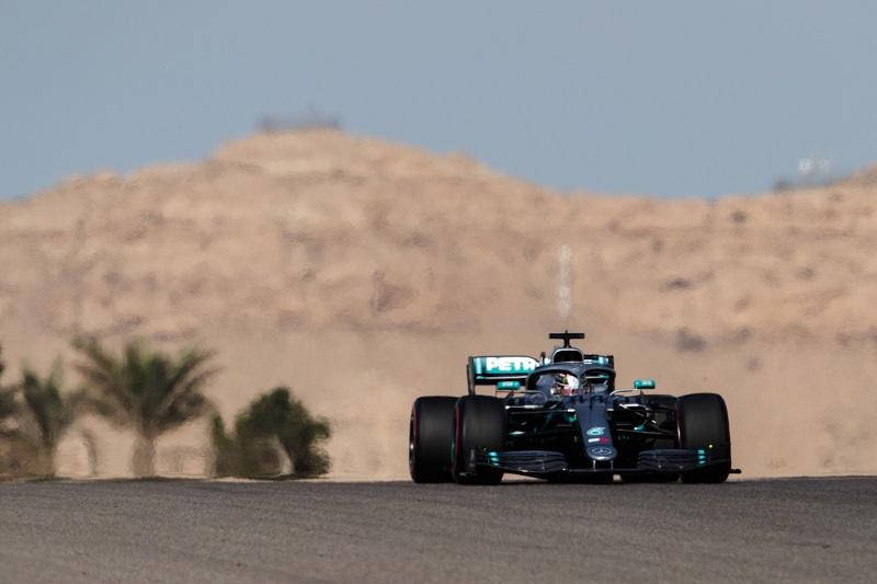 Lewis Hamilton - Mercedes AMG Motorsport - Sakhir International Circuit