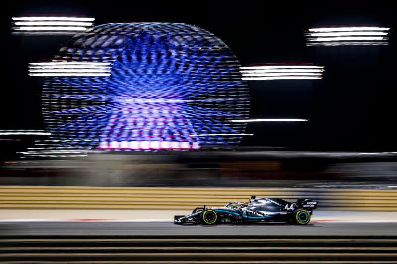 Lewis Hamilton - Mercedes - 2019 Bahrain Grand Prix