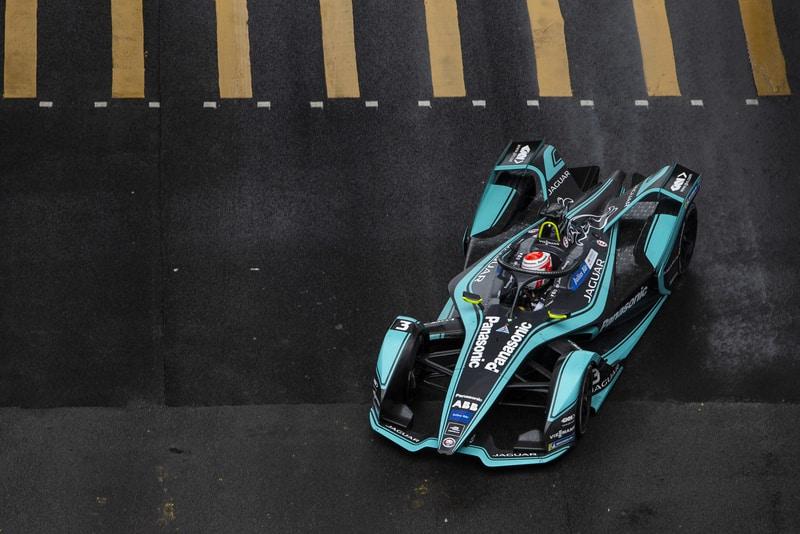 Panasonic Jaguar Racing to make Chinese Formula E debut