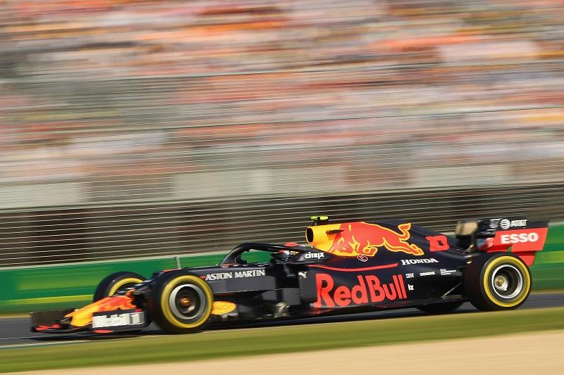 Pierre Gasly - Red Bull Racing - Albert Park