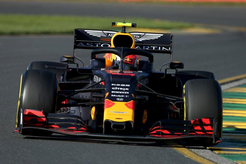Pierre Gasly - Australian Grand Prix