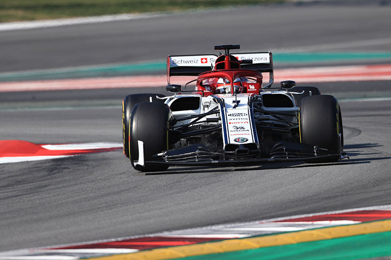 Kimi Raikkonen - Alfa Romeo Racing