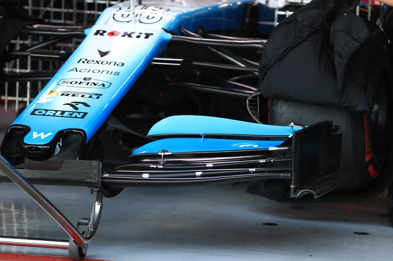 Robert Kubica - ROKiT Williams Racing - Circuit de Barcelona-Catalunya