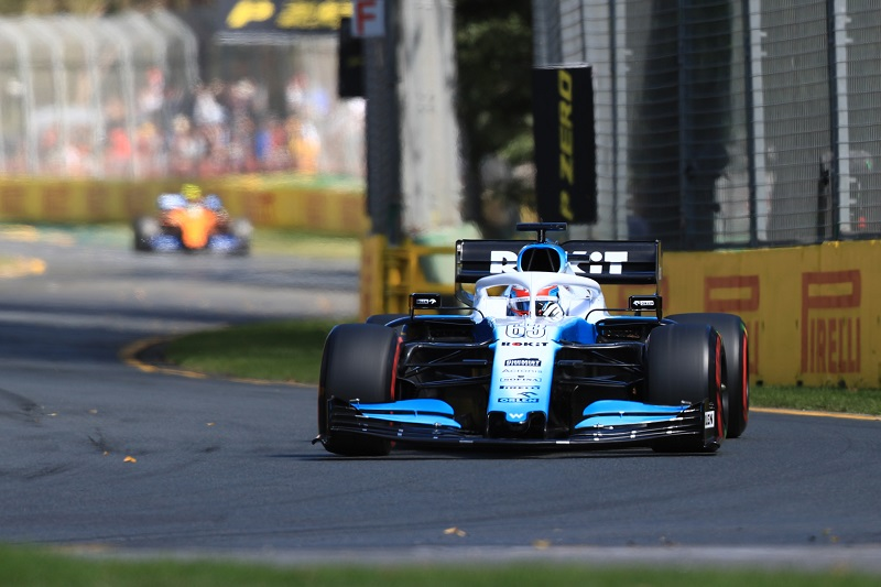 Robert Kubica - Williams Racing - Albert Park