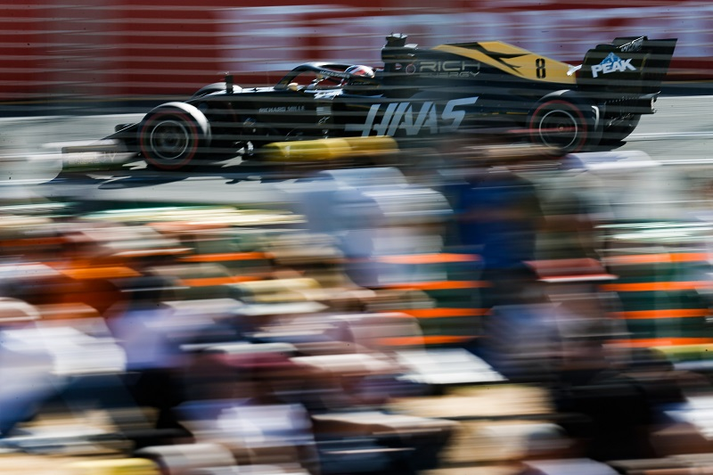 Romain Grosjean - Haas F1 Team - Albert Park