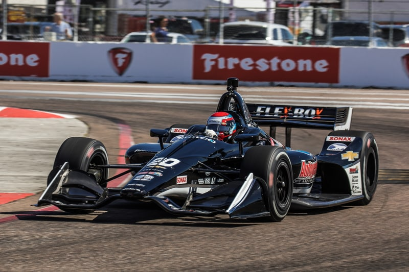 Ed Jones (UAE), 2019 NTT IndyCar Series, Ed Carpenter Racing Scuderia Corsa, Grand Prix of St. Petersburg