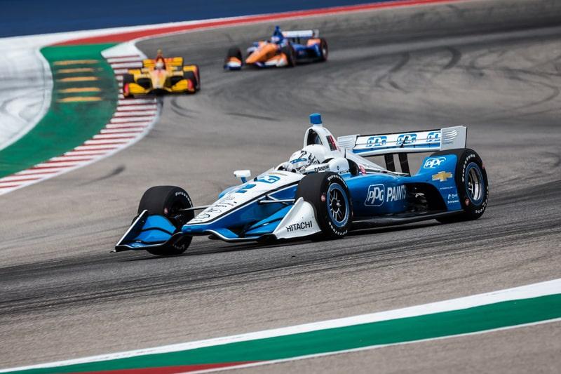 Josef Newgarden (USA), Team Penske, 2019 NTT IndyCar Series, CIrcuit of the Americas