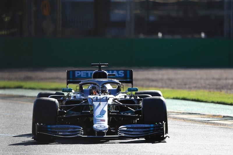 Valtteri Bottas - Mercedes AMG Petronas Motorsport - Albert Park