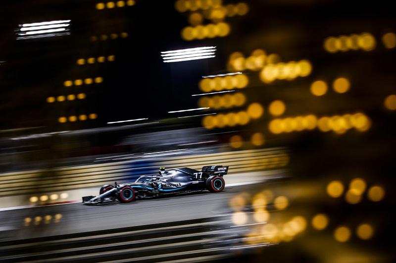 Valtteri Bottas - Mercedes AMG Motorsport - Sakhir International Circuit