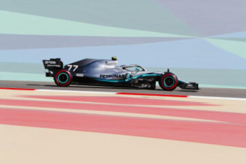 Valtteri Bottas - Mercedes AMG Petronas Motorsport - Bahrain GP