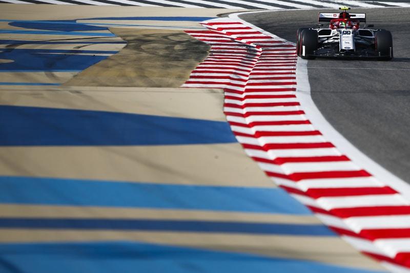 Antonio Giovinazzi - Formula 1 - 2019 Bahrain GP