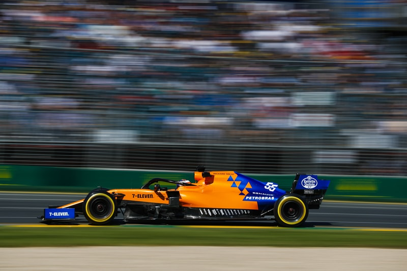 Carlos Sainz Jr. - Formula 1 - 2019 Australian GP