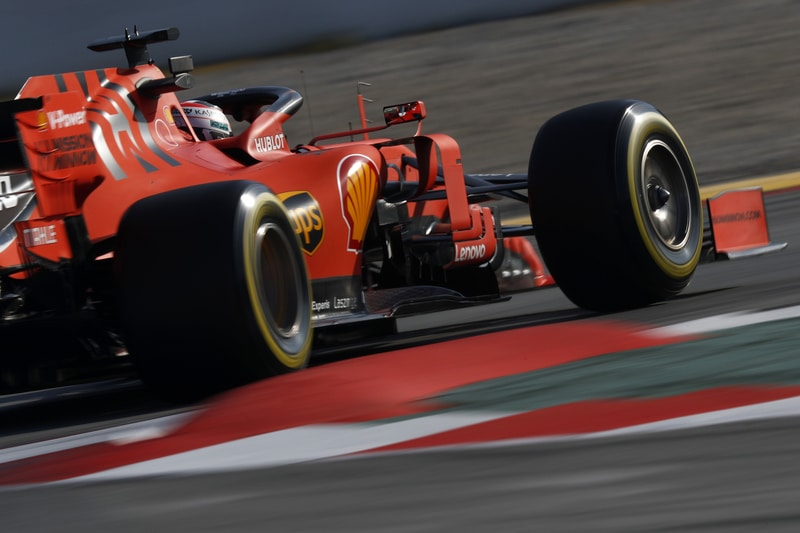 Charles Leclerc - Formula 1 - 2019 Winter Testing