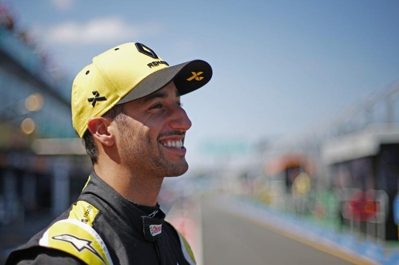 Daniel Ricciardo Australia 2019