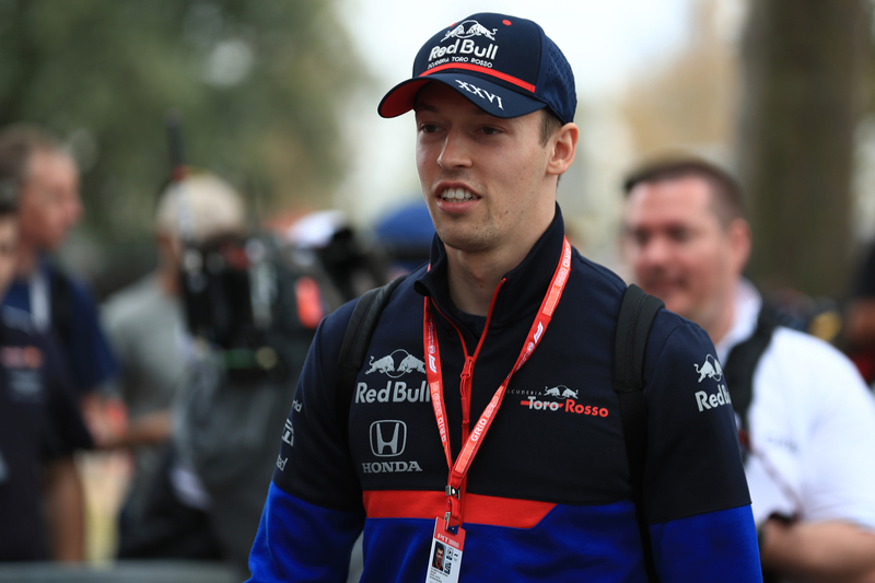 Daniil Kvyat - Red Bull Toro Rosso Honda at the 2019 Formula 1 Australian Grand Prix - Albert Park.